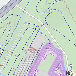Umleitung im Landschaftspark DuisburgNord Gut zu wissen Beta